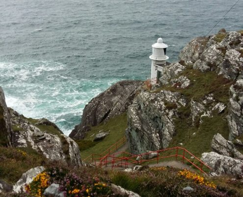 Sheeps Head Lighthouse Seafort Luxury Hideaway