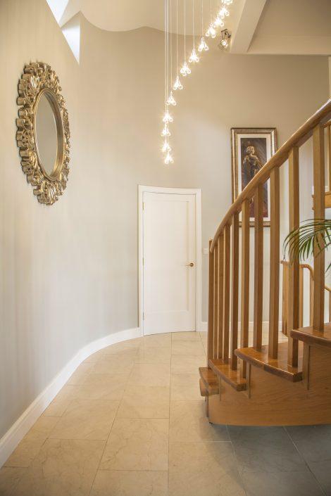 Hallway View in Seafort Luxury Hideaway