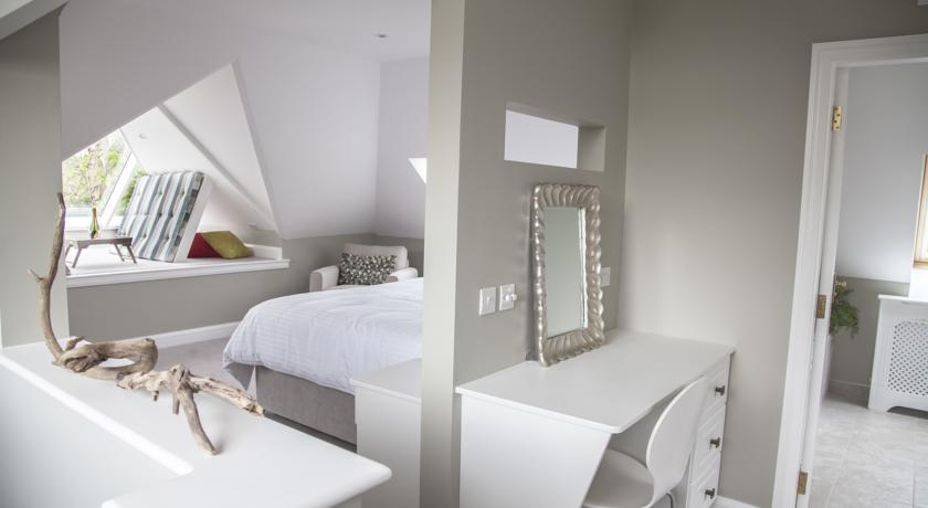 Bedroom Suite at Seafort Luxury Hideaway
