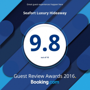 Guest Review Stay at Seafort Luxury Hideaway