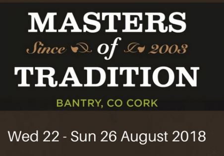 Masters of Tradition Bantry 2018 Seafort Luxury hideaway