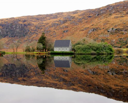 Gougane Barra West Cork Ireland stay at Seafort Luxury Hideaway