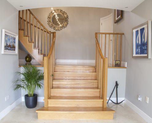 Hallway at Seafort Luxury Hideaway